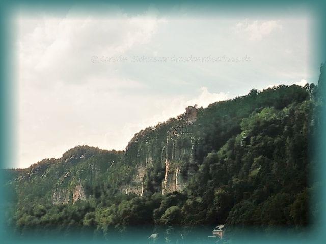 Nationalpark Sächsische Schweiz Waldbrandgefahr höchste Stufe