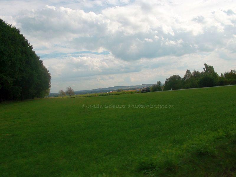 von Dresden nach Rammenau