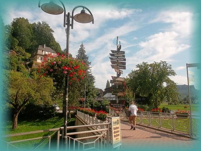 Erlebnisse Sächsische Schweiz für Kinder in Rathen