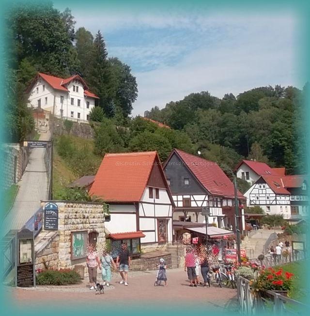 Sächsische Schweiz für Kinder Rathen
