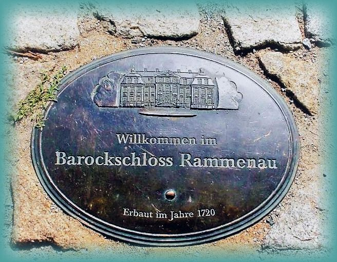 Barockschloss Rammenau Kleinod der Oberlausitz