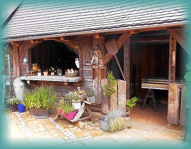 SteinBeisser Restaurant Sächsische Schweiz mit Garten
