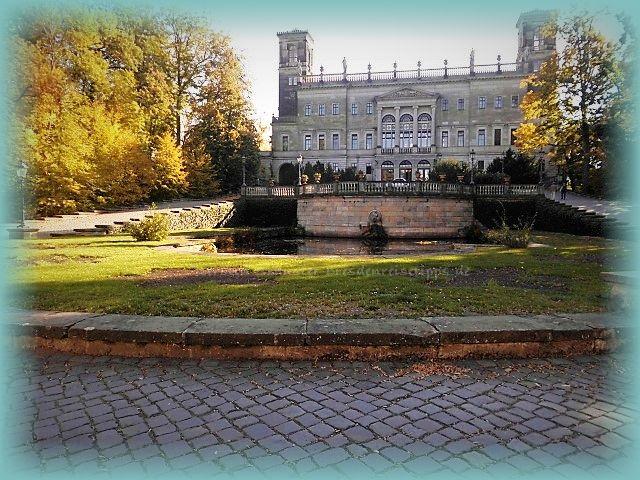 Schloss Albrechtsberg an der Bautzner Straße