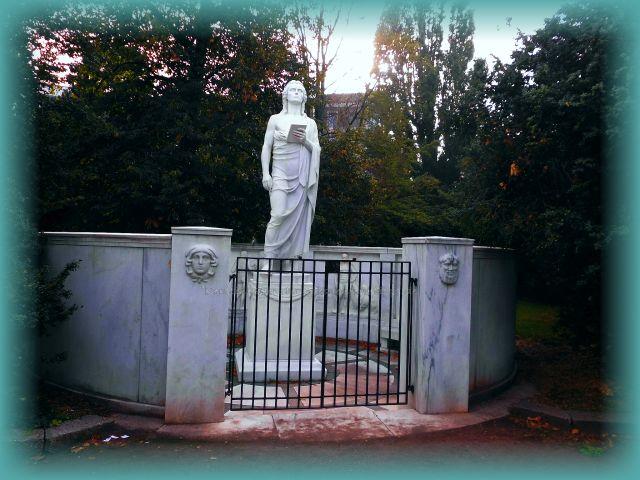 Friedrich Schiller Denkmal Dresden Neustadt
