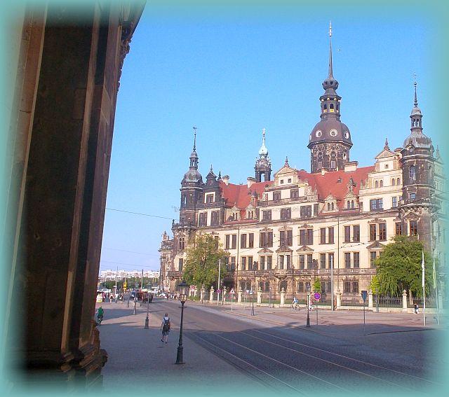 Juwelendiebe mit Axt in Dresden zugeschlagen