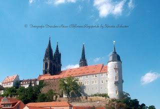 Weinfest Meißen rund um die Albrechtsburg Sachsen