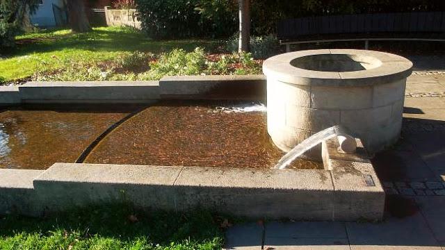 Brunnen und Wasserspiele Pillnitz
