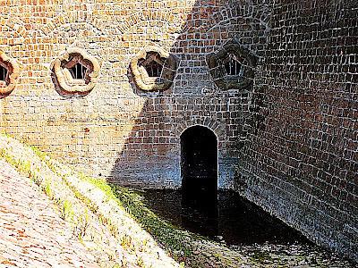 Gewölbe unter der Brühlschen Terrasse