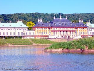 Historisches Dresden Schlossanlage