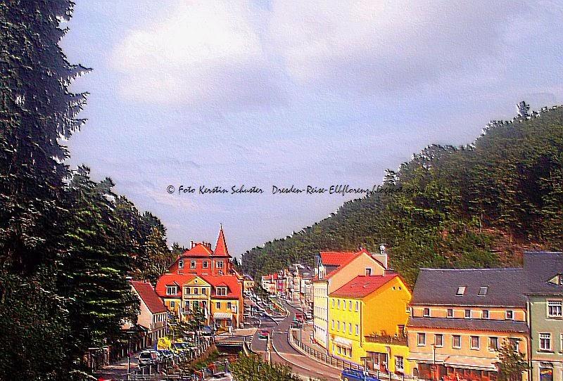 sächsische Schweiz Osterzgebirge