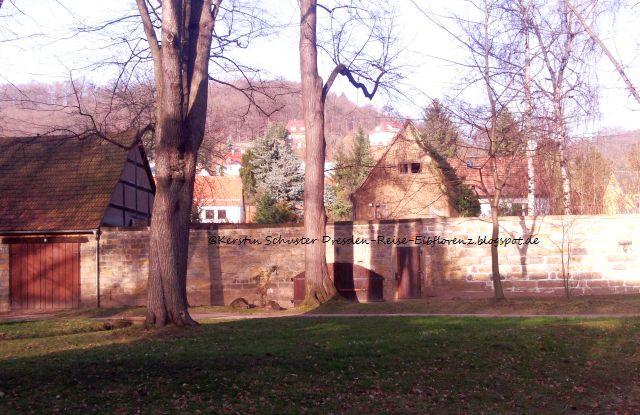 Dresdner Stadtteil Pillnitz mit künstlicher Ruine