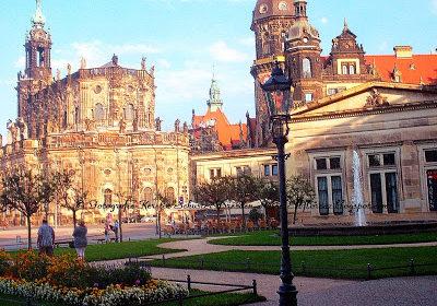 15. Stadtfest Dresden Veranstaltungen auf dem Theaterplatz