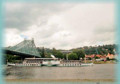älteste und größte Dampferflotte der Welt
