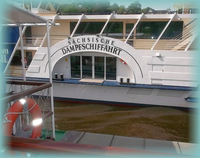 Dresdens Dampferflotte in Gefahr