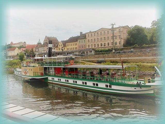 Dresdner Dampfschifffahrt insolvent