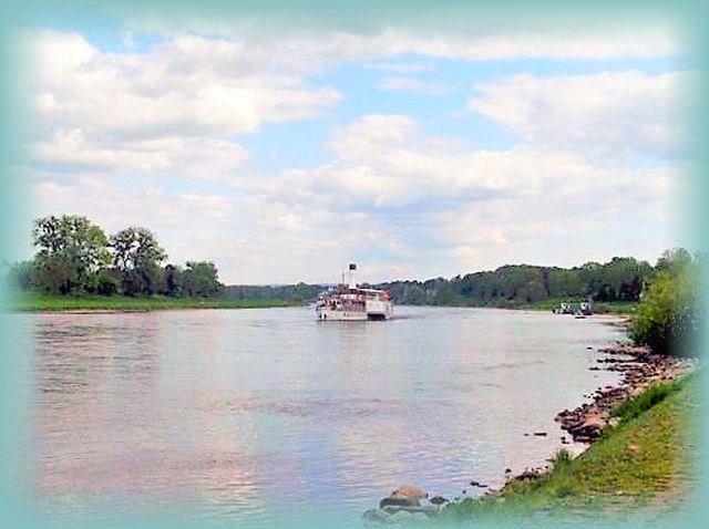 Historische Raddampferflotte Dresden in Gefahr
