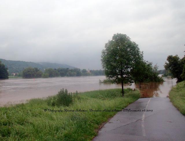Elbehochwasser 2013 Dresden