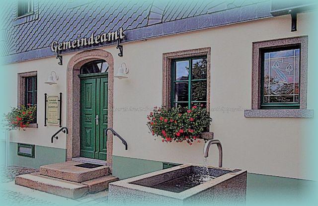 schmuckes Gemeindeamt
