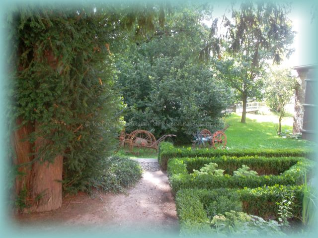 Heimatmuseum mit Gartenanlage