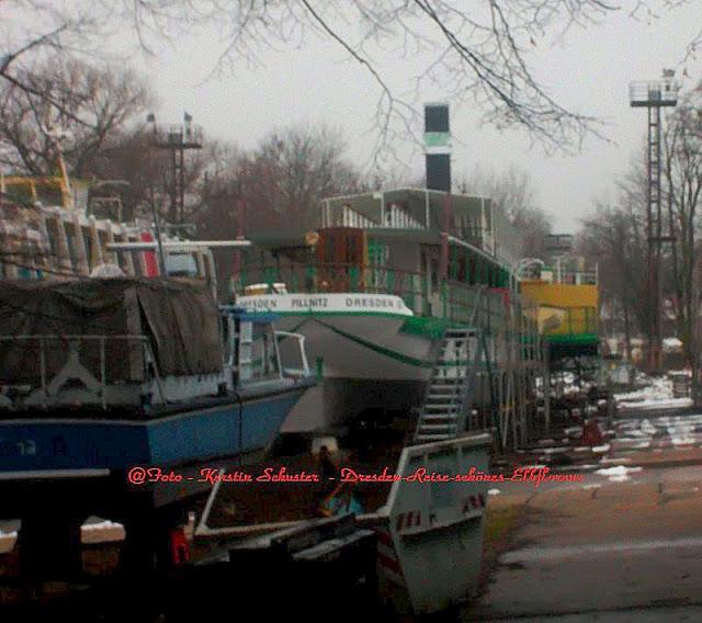 Schiffswerft Laubegast darf nicht schließen