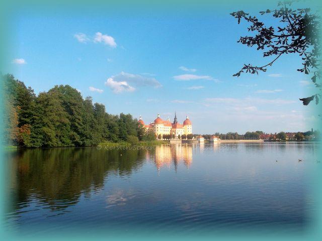 Burgen und Schlösser in Sachsen