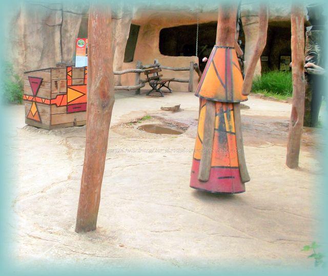 Dresdner Zoo Abenteuerwasserspielplatz