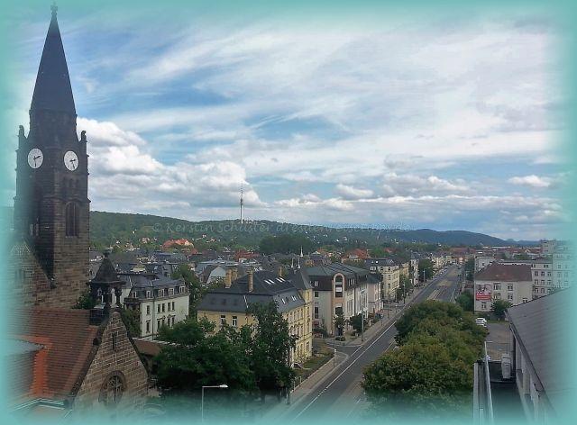 Turm-Café Dresden Striesen