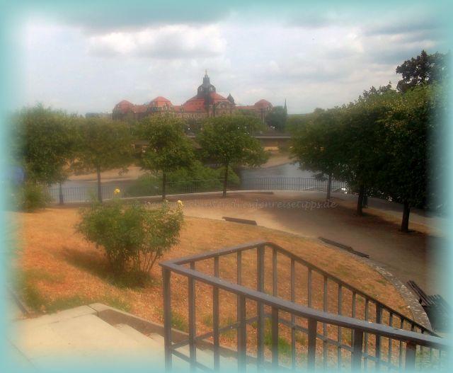 Dresden Reisetipps Brühlsche Terrasse