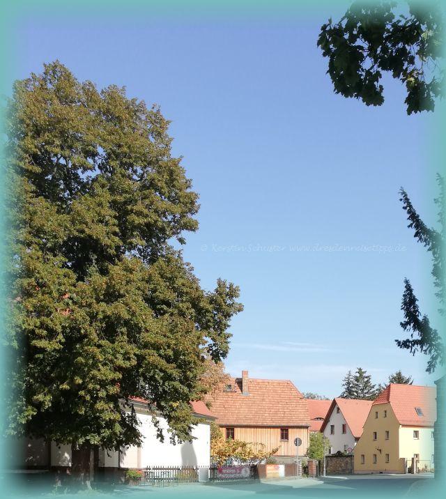 im südlichsten Teil Dresdens