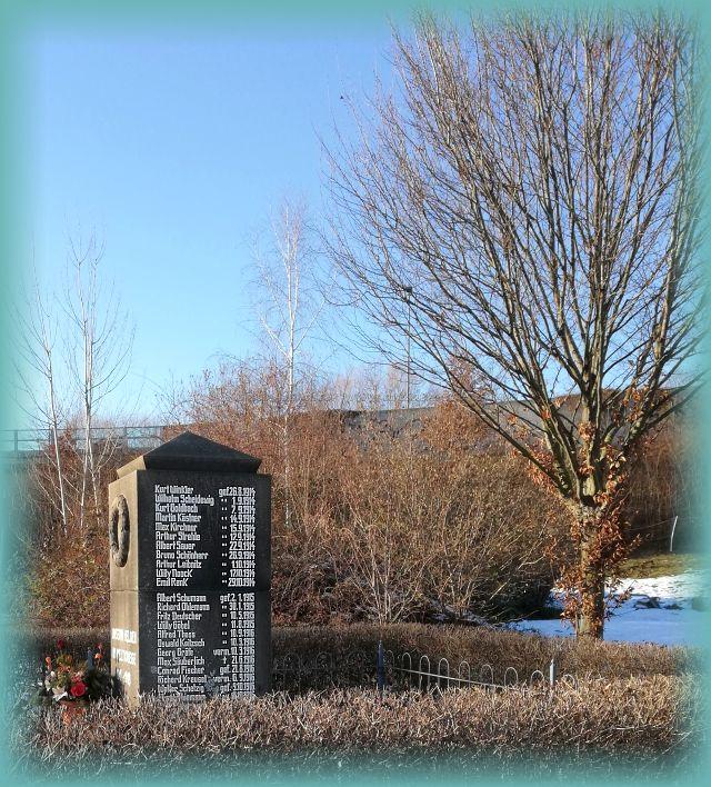 Denkmal für Gefallene Kaitz