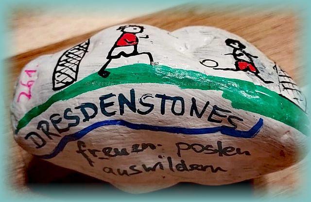 Dresden Stones gefunden