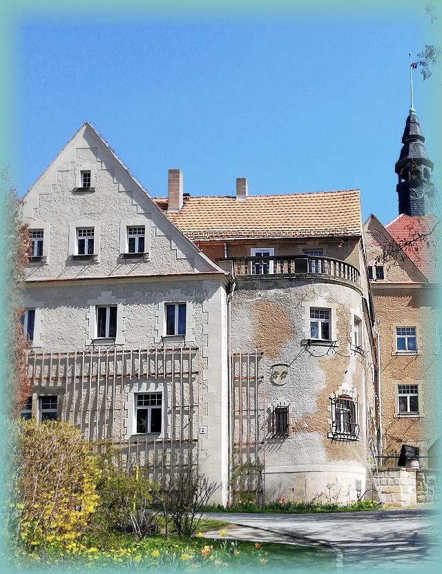 Burgen und Schlösser Sachsen