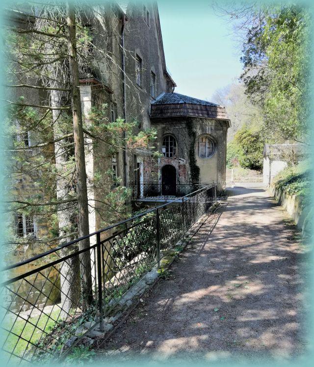 Ausflugsziel Schloss Thürmsdorf in Struppen