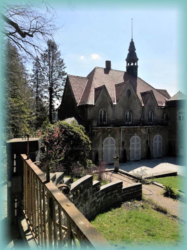 Schloss Thürmsdorf mit Romantikgarten