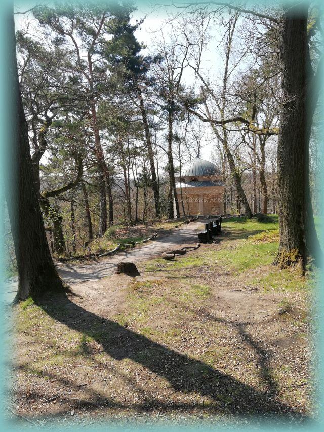 Mausoleum Thürmsdorf im Elbsandsteingebirge