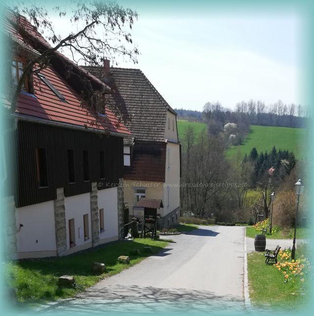 Thürmsdorf Struppen Sächsische Schweiz