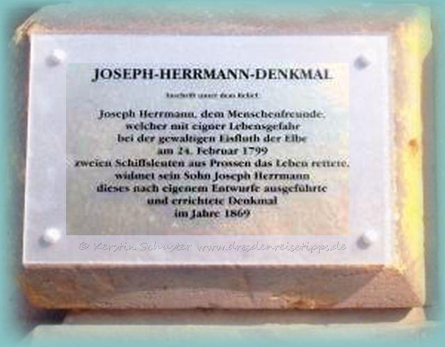 Denkmal Joseph Herrmann Reisetipps Dresden